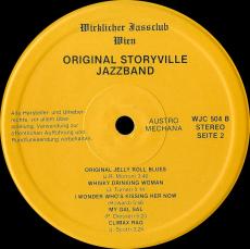 Original Storyville Jazzband - >> A Ticket To New Orleans