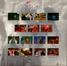 VARIOUS - More Dirty Dancing (LP, Compilation, Club Edition) (gebraucht VG)