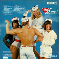 Luv - Lots Of Luv (LP, Album, Club) (gebraucht VG)