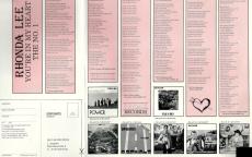 Rhonda Lee - Youre In My Heart The No. 1 (LP, Vinyl) (gebraucht VG)