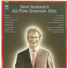 Dave Brubeck - Dave Brubecks All-Time Greatest Hits (LP, Compilation) (gebraucht VG)