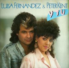Luisa Fernandez & Peter Kent - Y Tu (LP, Album) (gebraucht VG)