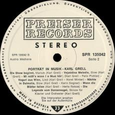 Karl Grell - Porträt In Musik (LP, Compilation) (gebraucht VG+)