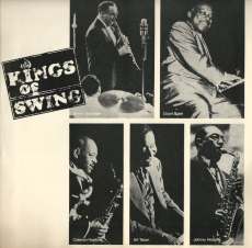 VARIOUS - King Of Swing (LP, Compilation, Club, Mono) (gebraucht VG-)