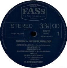 Die Bumsfidelen Wiener - Josefine Mutzenbacher (LP, Album) (gebraucht VG)