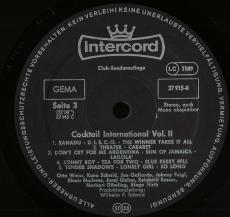 VARIOUS - Instrumenten Ensemble - Cocktail International Vol. II (2LP, Club) (gebraucht VG)
