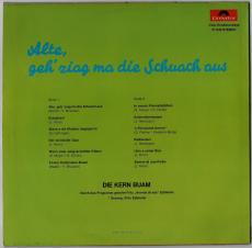 Die Kern Buam und Fritz Edtmeier - Alte,.. (LP, Album) (gebraucht VG)