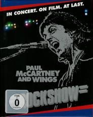 Paul Mccartney And Wings - Rockshow (Blu-ray, Album, Digibook) (gebraucht VG+)