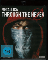 Metallica - Through The Never (Blu-ray) (gebraucht VG+)