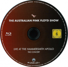 The Australian Pink Floyd Show - Selections: The Best In Concert (4xBlu-ray) (gebraucht VG+)