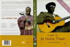 Ali Farka Tourè - A Visit To Ali Farka Touré (DVD) (used VG+)