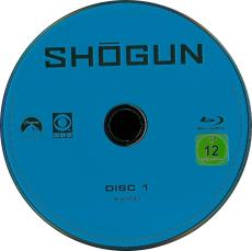 Shogun - James Clavell (3 x Blu-ray) (gebraucht VG+)