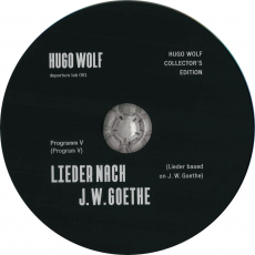 Hugo Wolf Collectors Edition, Standard Version (5xDVD, Sammlerausgabe) (gebraucht VG)