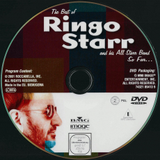 Ringo Starr - The Best Of Ringo Starr And His All Starr Band So Far... (DVD) (gebraucht VG)