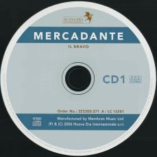 Saverio Mercadante - Il Bravo (3CD, Digipak) (gebraucht VG+)