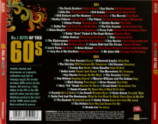 VARIOUS - No.1 Hits Of The 60s - USMMKDCD66 (2CD, Compilation) (gebraucht NM)