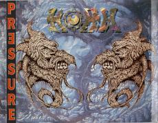HOAX - Pressure (CD, Album, signiert) (gebraucht VG)