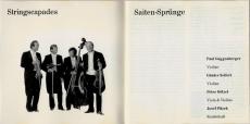 Ensemble Wien - Saitensprünge - Stringscapades (CD, Album) (gebraucht VG+)