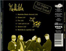 the V.O.I.C.E-factory - Mathilda (CD, Album) (gebraucht VG)