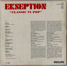 Ekseption - Classic In Pop (LP, Club Ed.) (gebraucht VG+)