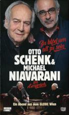 Otto Schenk & Michael Niavarani im Gespräch - Zu blöd um alt zu sein (DVD) (gebraucht VG)