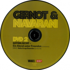 Gernot & Niavarani - Gesammelte Werke (4DVD, Digipak) (gebraucht VG)