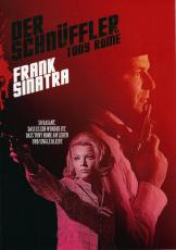 Der Schnüffler - Tony Rome (DVD) (gebraucht VG)