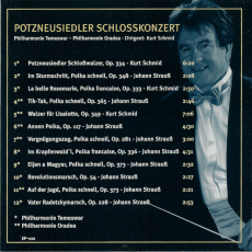 Johann Strauß - Potzneusielder Schloßkonzert (CD, Album) (gebraucht VG)