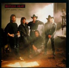 Restless Heart - Fast Movin Train (CD, Album) (gebraucht VG)