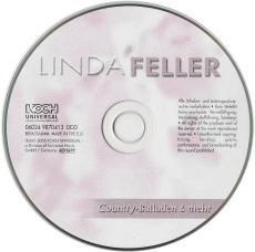 Linda Feller - Country-Balladen & mehr (CD, Album) (used VG)