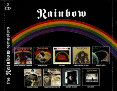 Rainbow - Finyl Vinyl (2xCD) (gebraucht VG-)