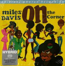 Miles Davis - On The Corner (SACD, Limited, Numbered) (OVP - still sealed)