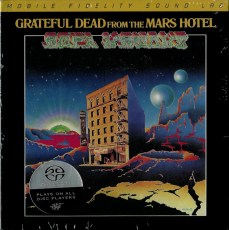 Grateful Dead - From The Mars Hotel (SACD, Limited, Album) (OVP - still sealed)