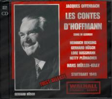 Offenbach: Les Contes DHofmann - Müller-Kray (2CD, Album) (OVP, ungeöffnet)