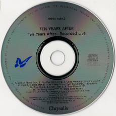 Ten Years After - Recorded Live (CD, Album) (gebraucht VG)