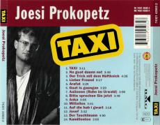 Joesi Prokopetz - TAXI (CD, Album) (gebraucht VG+)