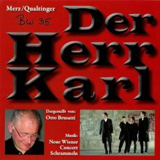 Der Herr Karl - Otto Brusatti & NWCS (CD, Album) (gebraucht VG)