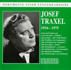 Josef Traxel 1916-1975 - Dokumente einer Sängerkarriere (CD, Compilation) (gebraucht VG+)