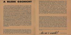 Ostbahn-Kurti & Die Chefpartie - A Blede Gschicht...Oba Uns Is Wuascht! (CD, Album) (gebraucht VG+)