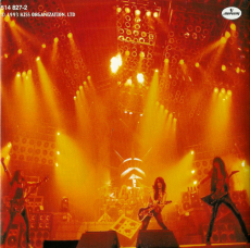 KISS - ALIVE III (CD, Album) (gebraucht VG)