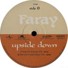 Faray - Upside Down (2x12, Vinyl) (gebraucht VG)