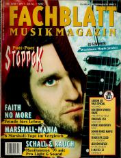 Fachblatt Musikmagazin Nr. 05/95 (gebraucht G)