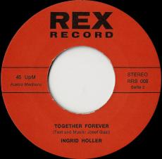 Ingrid Holler - Ja, Das War A Tor (Vinyl, 7) (gebraucht G+)
