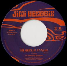 Jimi Hendrix - Purple Haze / Foxey Lady (Vinyl, 7) (gebraucht VG)