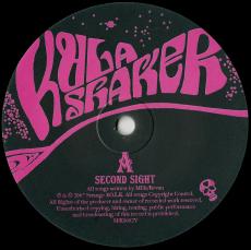 Kula Shaker - Second Sight (Vinyl, 7) (gebraucht VG)