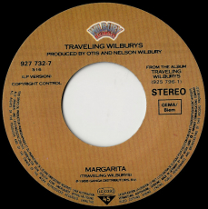 Traveling Wilburys - Handle With Care (Vinyl, 7) (gebraucht G+)