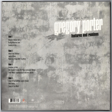 Gregory Porter - Issues Of Life (2xLP + CD, 180g) (gebraucht VG+)