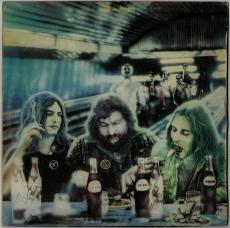HBB - Középeurópai Hobo Blues (LP, Album) (gebraucht)