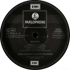 John Lennon - Imagine (LP, Album) (gebraucht)