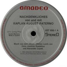 Kaplan August Paterno - Nachdenkliches (LP, Album) (gebraucht VG)